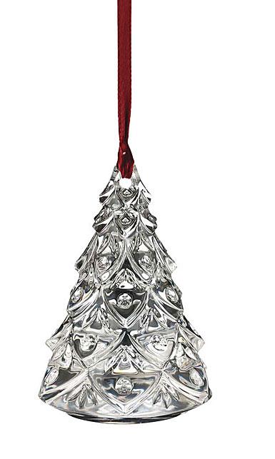 Waterford Crystal Mini Tree Ornament 2019