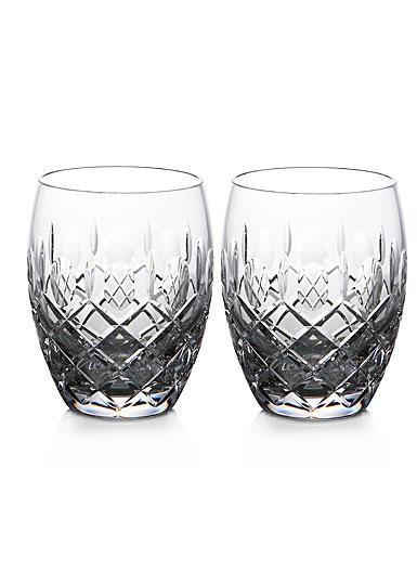 Waterford Crystal Merilee DOF Tumblers, Pair