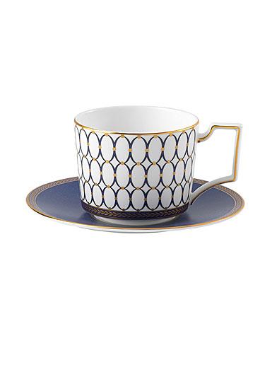 Wedgwood Renaissance Gold Teacup and Saucer