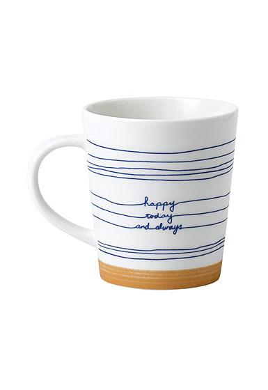 ED Ellen DeGeneres by Royal Doulton Happy Today Mug