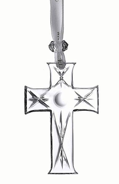 Waterford 2020 Mini Cross Ornament