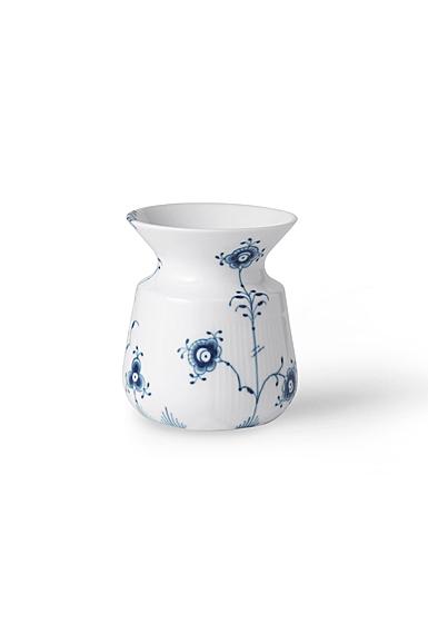 "Royal Copenhagen Blue Elements Vase 4"""