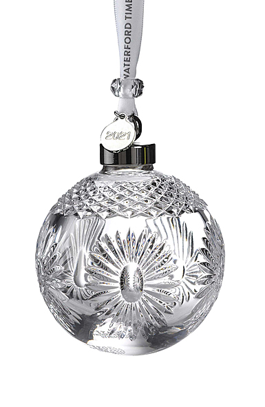 Waterford 2021 Times Square Ball Ornament