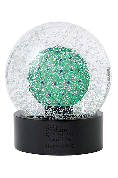 Waterford 2021 Times Square Snowglobe