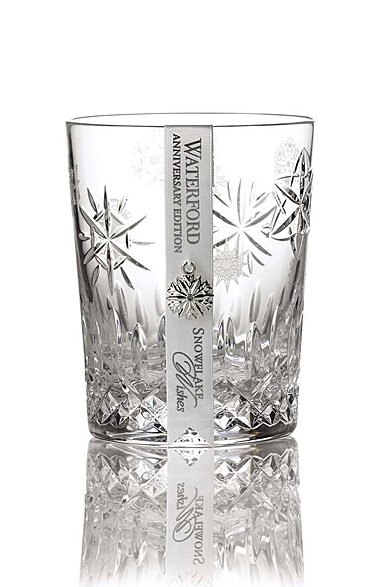 Waterford Snowflake Wishes Love Anniversary Edition DOF, Single