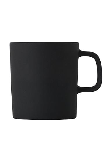 Royal Doulton Barber and Osgerby Olio Black Mug