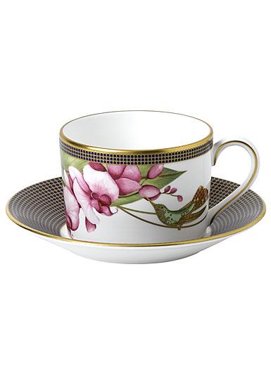 Wedgwood Hummingbird Teacup and Saucer Set