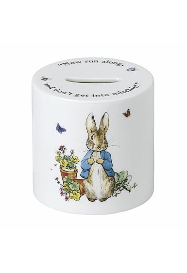 Wedgwood Peter Rabbit Money Box