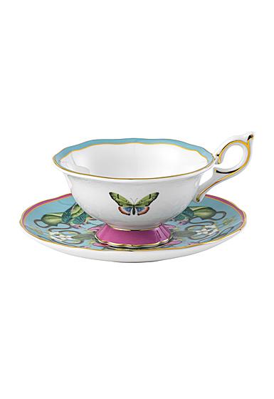 Wedgwood Wonderlust Menagerie Teacup and Saucer