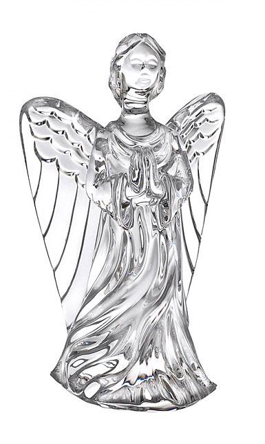 Waterford Crystal Guardian Angel Sculpture