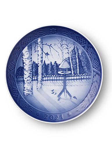 Royal Copenhagen 2021 Christmas Plate
