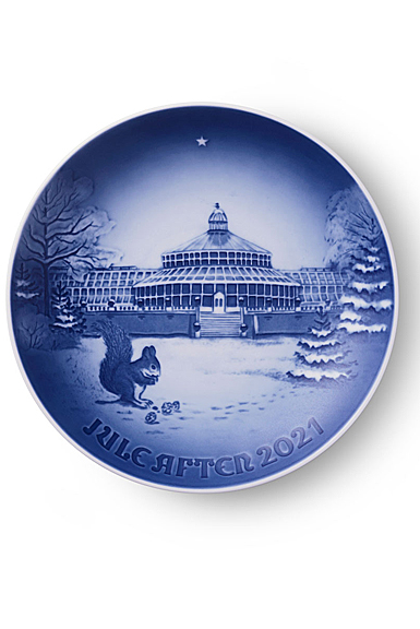 Bing And Grondahl 2021 Christmas Plate