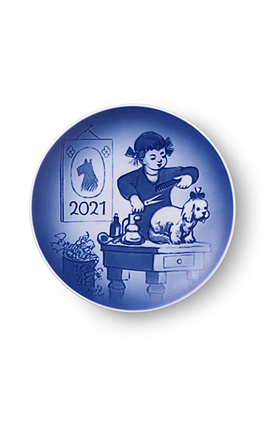 Bing And Grondahl 2021 Childrens Day Plate