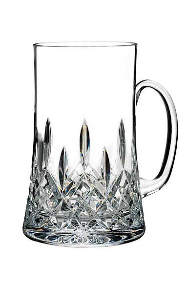 Waterford Lismore Crystal Beer Mug, Single