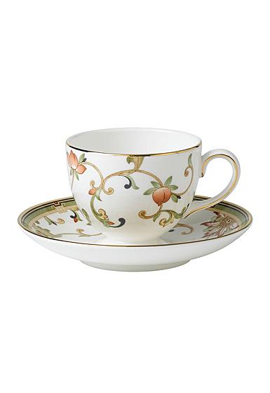 Wedgwood Oberon Teacup and Saucer Set