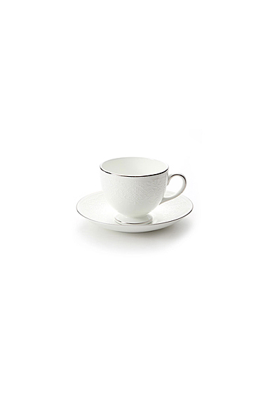 Wedgwood English Lace Teacup and Saucer