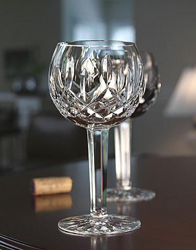 Waterford Classic Lismore Balloon Wine Glass, Single
