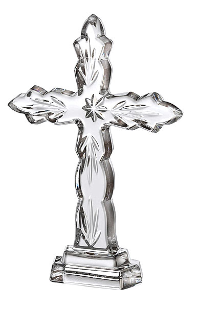Waterford Religious Crystal Cross