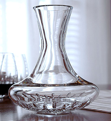 Waterford Lismore Essence Nouveau Decanting Crystal Carafe