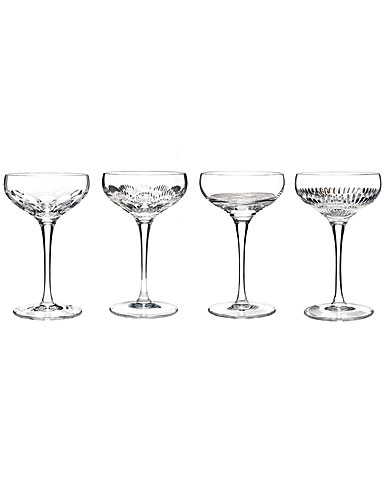 Waterford Mixology Rum Cocktail Coupe, Set of Four