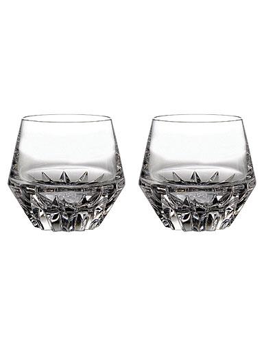 Waterford Crystal Irish Dogs Madra DOF Glasses, Pair