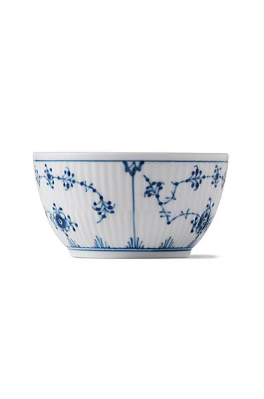 Royal Copenhagen Blue Fluted Plain Bowl 5 OZ