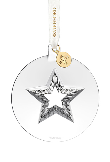 Waterford Crystal 2021 Star Ornament