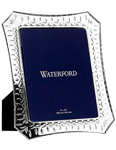 """Waterford Lismore 8 x 10"""" Crystal Picture Frame"""
