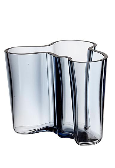 """Iittala Aalto Vase 4.75"""" Recycled Edition"""