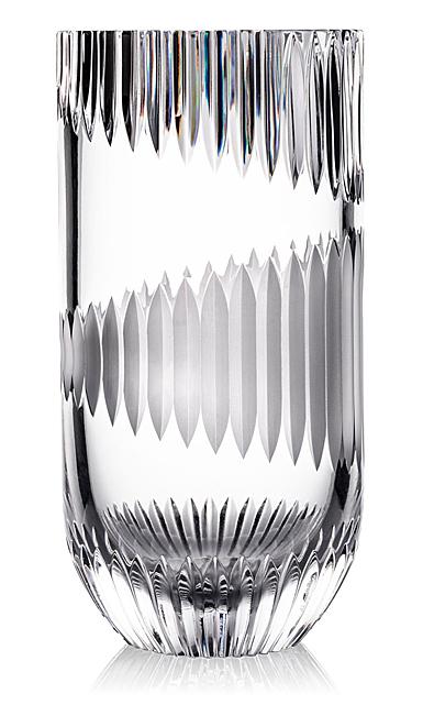 "Rogaska Plant 11.8"" Vase Matte"