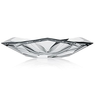 "Rogaska Prism Centerpiece Bowl 13"""