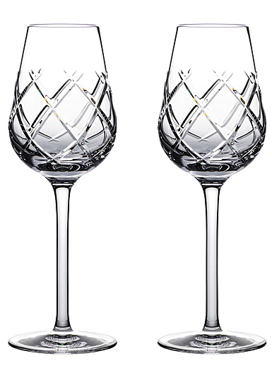 Waterford Crystal Connoisseur Olann Cognac Glass 10oz. Pair