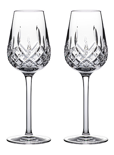 Waterford Crystal Connoisseur Lismore Cognac Glass, Pair