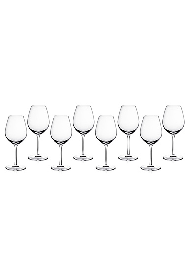 Marquis by Waterford Vintage Red Wine Glasses, Set of 8