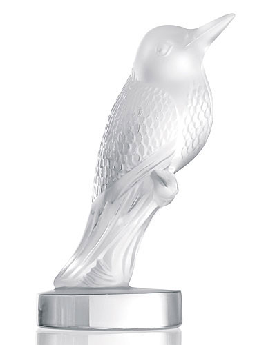 Lalique Hummingbird Seal