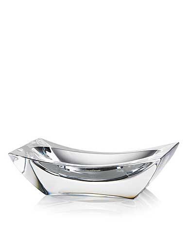 "Rogaska Crystal, 1665 Gondola 8"" Crystal Bowl"