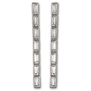 Swarovski Prime Long Pierced Earrings
