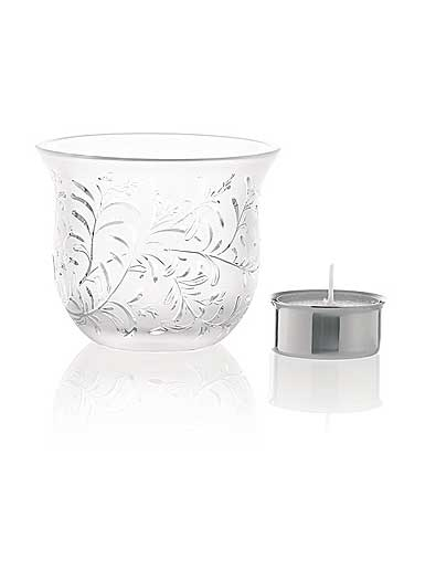 Lalique Rosemary Bowl, clear