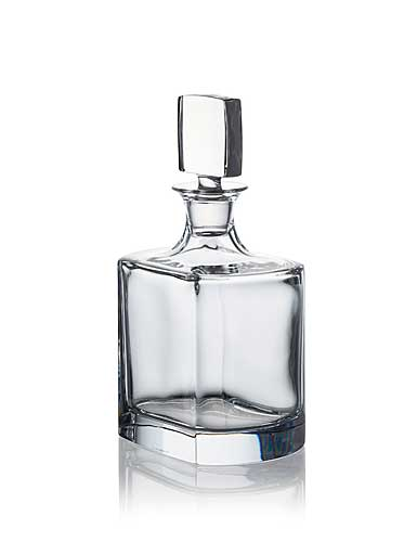 Rogaska Crystal, 1665 Manhattan Crystal Brandy Decanter