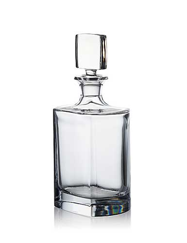 Rogaska Crystal, 1665 Manhattan Whiskey Crystal Decanter