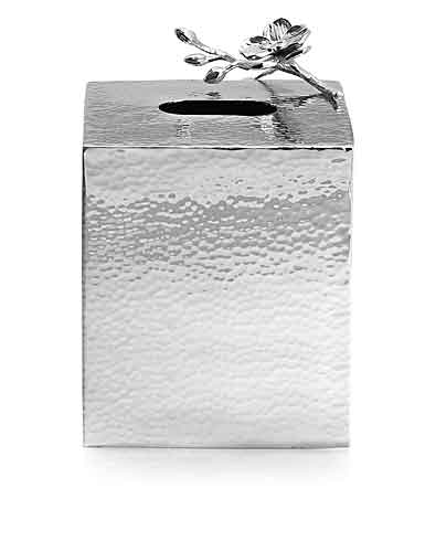 Michael Aram White Orchid Tissue Box Holder