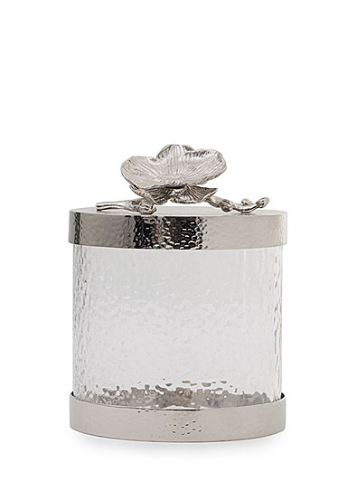 Michael Aram White Orchid Extra Small Canister