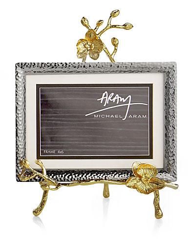 Michael Aram Golden Orchid Easel Frame
