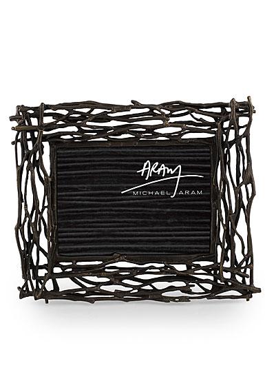 """Michael Aram Twig 4x6"""" or 5x7"""" Frame"""