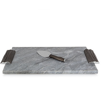 Michael Aram Driftwood Cheese Board with Spreader