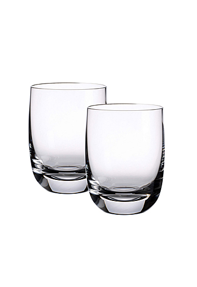 Villeroy and Boch Scotch Whiskey Blended Scotch Tumbler No. 3 Pair
