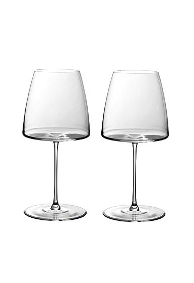 Villeroy and Boch MetroChic Red Wine Pair