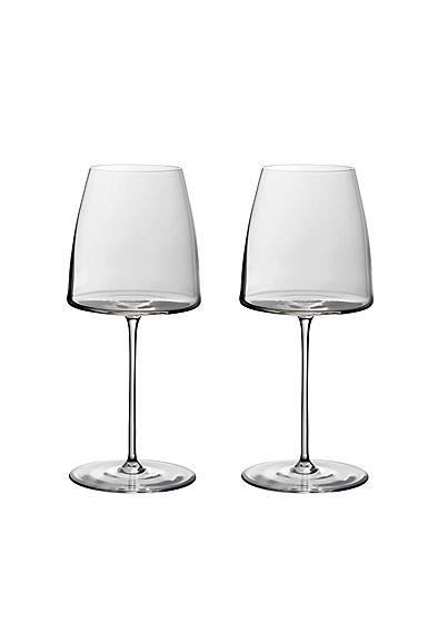 Villeroy and Boch MetroChic White Wine Pair
