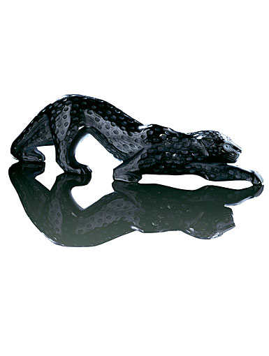 Lalique Zeila Panther, Black