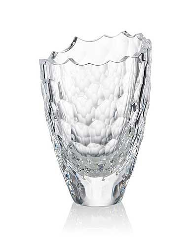 Rogaska Crystal, Shangri-La Mini Crystal Vase